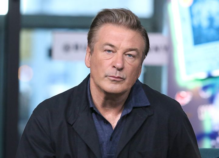 """Alec Baldwin attends the Build Series to discuss """"Motherless Brooklyn"""" at Build Studio on October 21, 2019 in New York City."""
