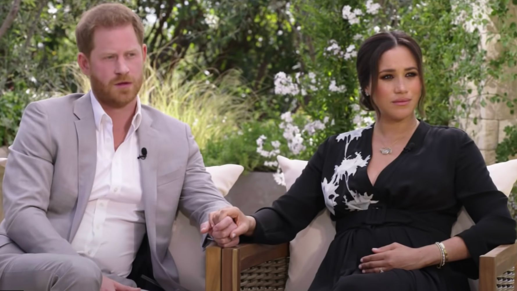 Yes, Canadians Can Watch Harry And Meghan's Oprah Interview Live