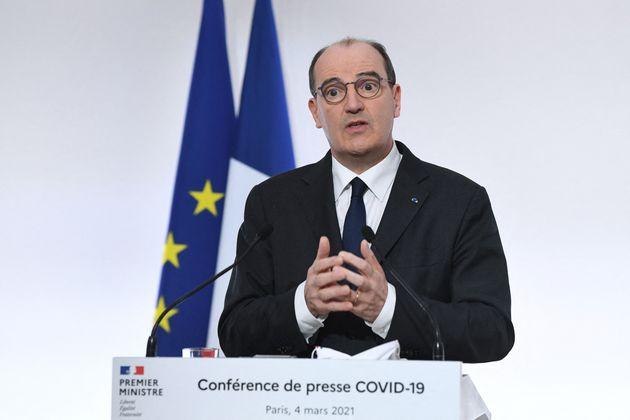 Covid: le discours de Castex sur le confinement et le couvre-feu en