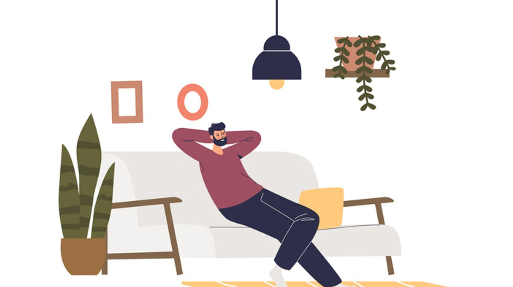 Le meilleur moyen de lutter contre le stress et l'anxiété? Ne rien faire - BLOG - Le HuffPost
