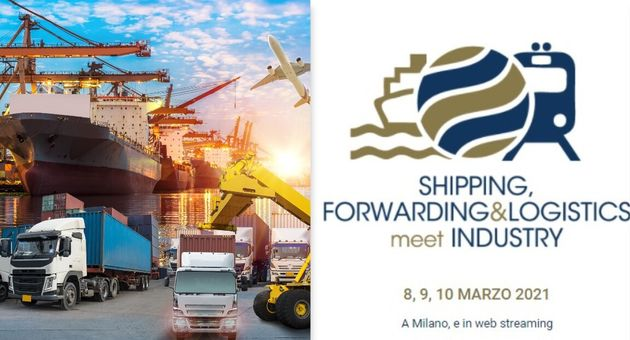 SHIPPING, FORWARDING&LOGISTICS meet