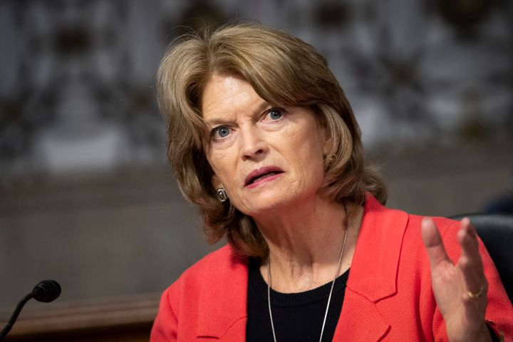 Sen. Lisa Murkowski (R-Alaska) is the only Republican senator to show openness to Democrats' coronavirus relief package.