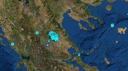 Νέος σεισμός στην Ελασσόνα, μεγέθους 5,9