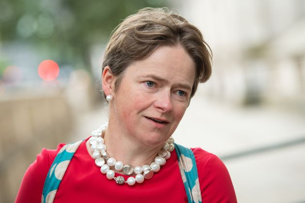 Baroness Dido Harding, who heads the NHS Test and Trace programme