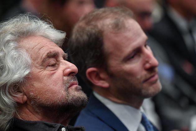 Beppe Grillo e Davide