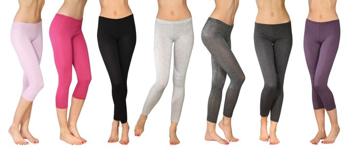 Here are some of our favorite leggings, now that we wear stretchy pants all the time.