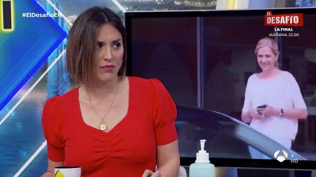Tamara Falcó en El