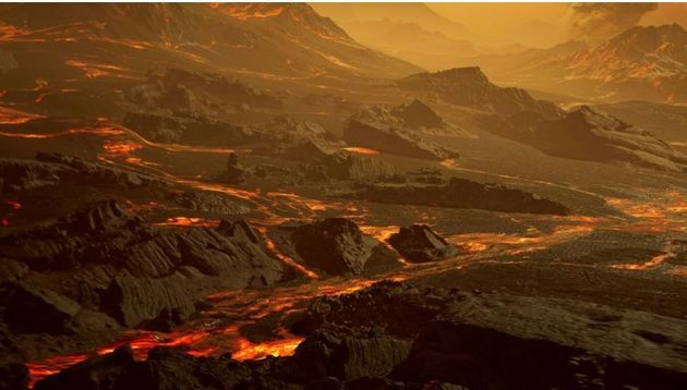 Ανακαλύφθηκε κοντινός, καυτός βραχώδης εξωπλανήτης