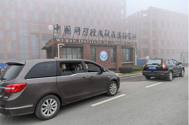 Le 3 février dernier, les experts de l'OMS avaient notamment visité l'institut de virologie de Wuhan,...