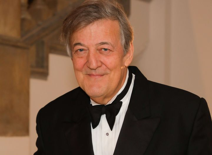 Stephen Fry supports the Stop Dithering campaign.