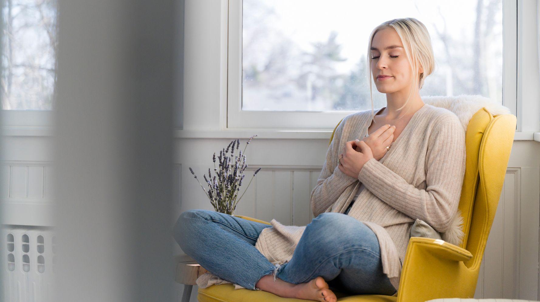Vous vous sentez enfermé chez vous? La méditation peut vous aider à vous déconfiner