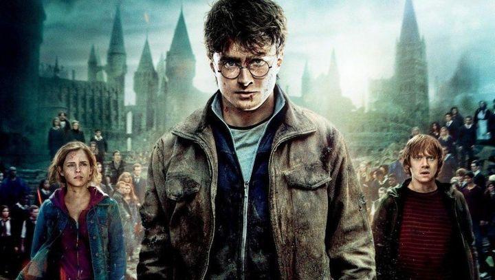 Imagen de 'Harry Potter y las reliquias de la muerte'.