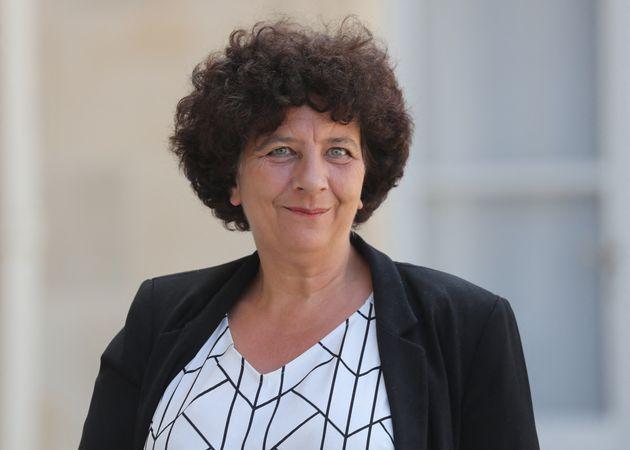 Frédérique Vidal, ministre de l'Enseignement supérieur, de la Recherche et de l'Innovation, le 7 juillet...