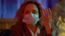 Un film tourné en pleine pandémie, entre masques et porno amateur, s'offre l'Ours