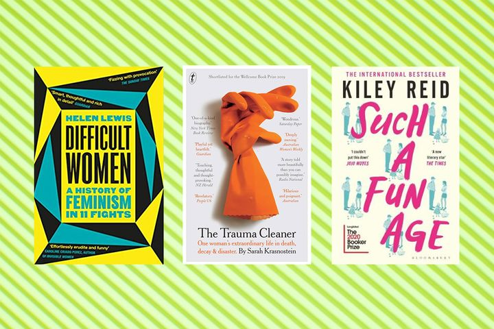 Great books recommended by women-owned bookshops.