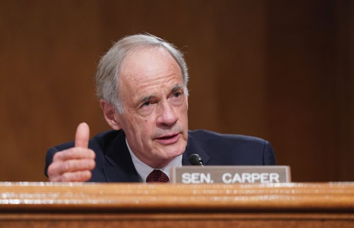 Sen. Tom Carper (D-Del.) introduced a proposal to extend unemployment benefits for an additional month, though the weekly pay