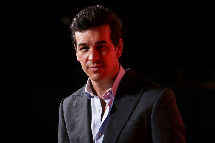 Mario Casas, nominado a mejor actor por 'No matarás'.