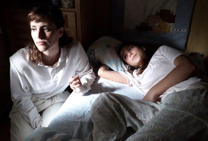 Una escena de la película 'Las niñas'.