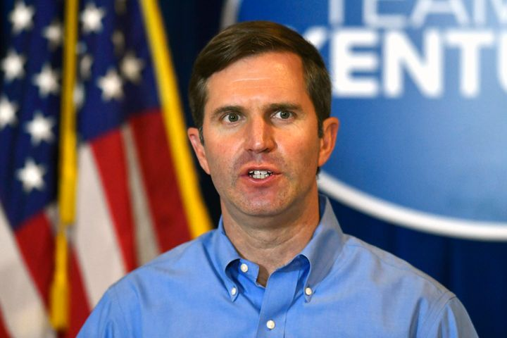 Upon taking office in 2019, Kentucky Gov. Andy Beshear (D) restored voting rights to many people who had served felony senten