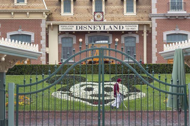 Covid-19: La Californie veut rouvrir Disneyland et ses stades et ses stades dès avril (photo du parc...