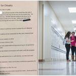 「男性が喜ぶような女性らしい服を着るように」。テキサス州の高校の宿題が物議