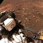 Perseverance: Τα πρώτα 6,5 μέτρα στον Αρη και οι νέες εκπληκτικές