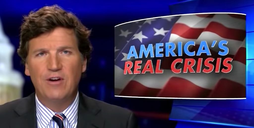 Tucker Carlson Serves Up Feast Of 'Partisan Junk Food' In Stinging Supercut
