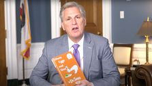 Kevin McCarthy's Dr. Seuss Stunt Leaves People Very, Very Puzzled