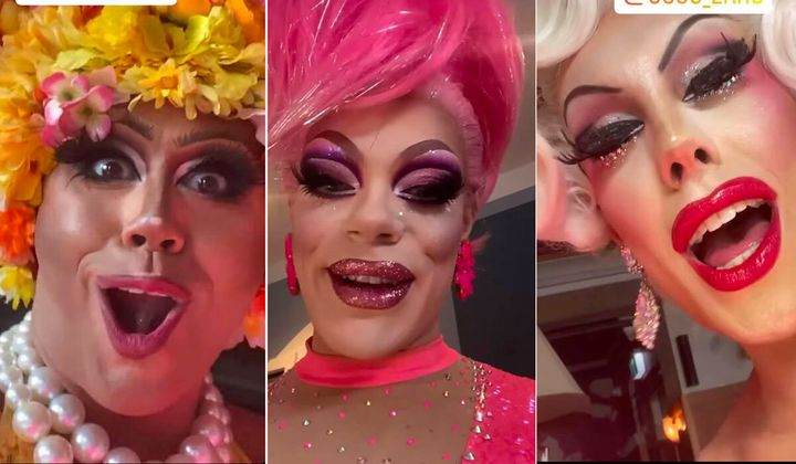 Jojo Zaho, Art Simone and Etcetera Etcetera announced as RuPaul's Drag Race Down Under line up.