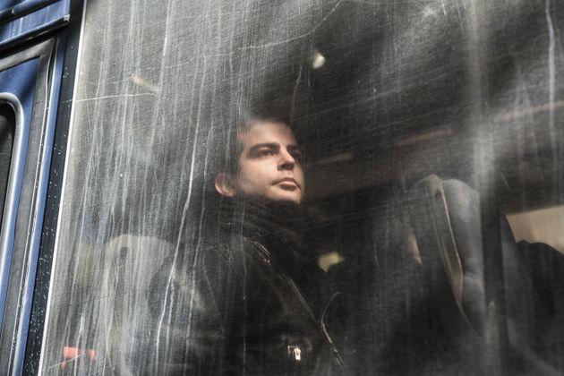 Ενταση στη συγκέντρωση για τον Κουφοντίνα, στη ΓΑΔΑ ο γιος