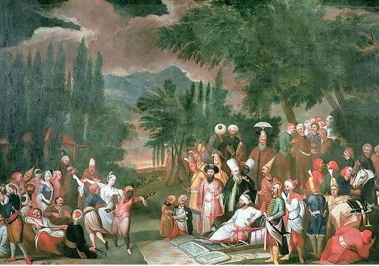 Πίνακας του Jean Baptiste Vanmour – Ο...