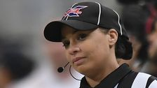 NFL Hires First Black Female Game Official