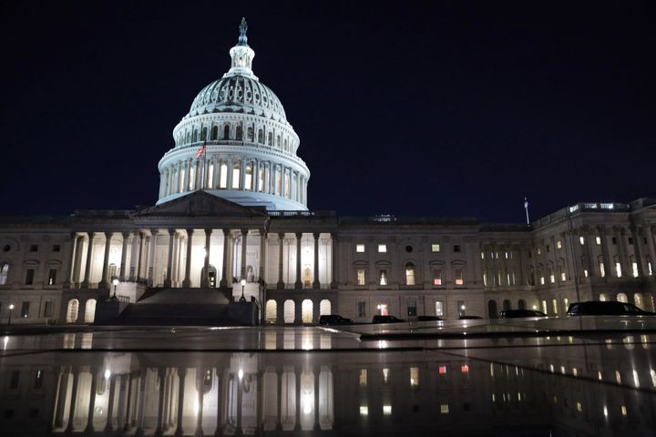 Senators worked overnight through Saturday morning to get through a deluge of Republican amendments to the $1.9 trillion COVID-19 relief package, which passed the Senate on Saturday.