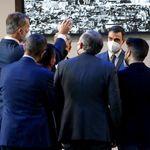 Multitud de comentarios por esta foto de Felipe VI y Pedro Sánchez: el motivo es