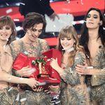 I Maneskin vincono il Festival di Sanremo
