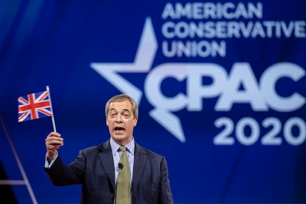 Nigel Farage Resigns From Reform UK To Fight Young People And Chinese
