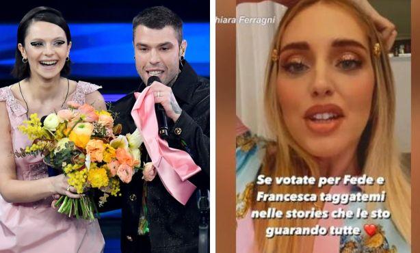 """Fedez: """"Polemiche sul sostegno di Chiara a me e Francesca? Sterili: una moglie sostiene il marito"""""""