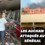 Pourquoi les magasins Auchan sont la cible des manifestants au