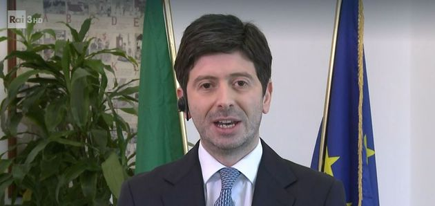 Il ministro della Salute, Roberto