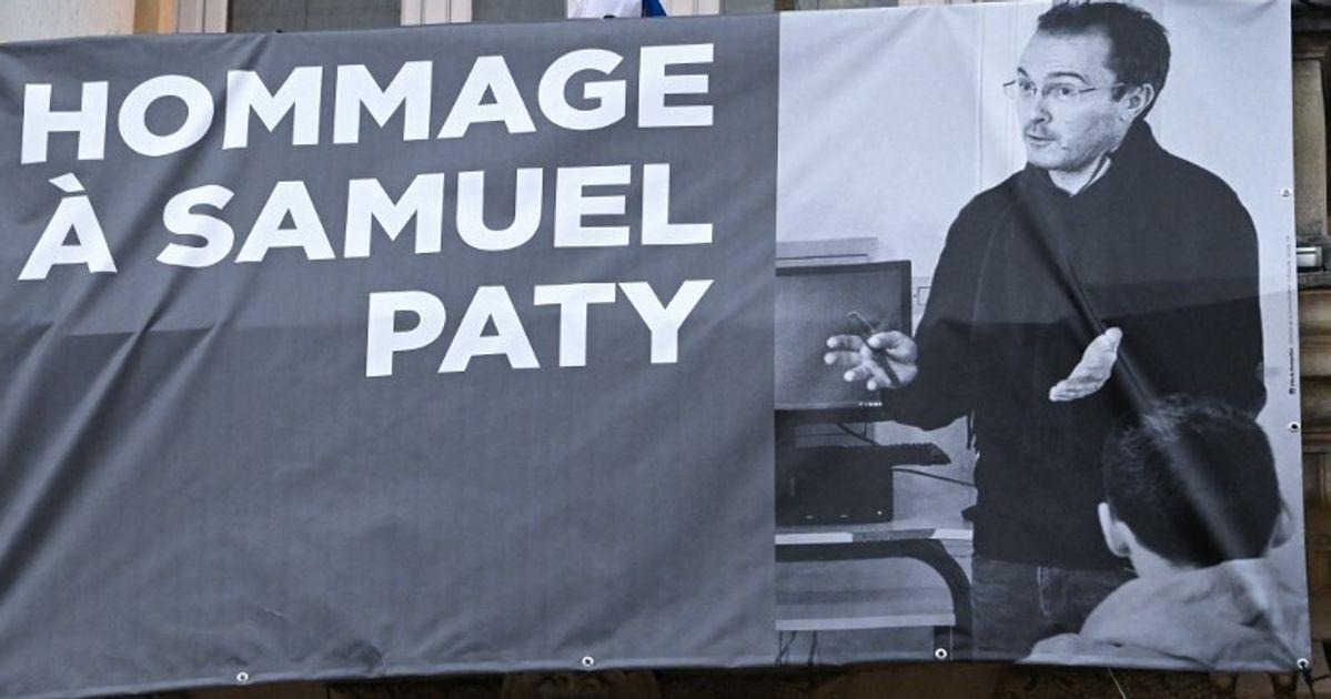 La collégienne qui avait accusé Samuel Paty a reconnu avoir menti - Le HuffPost