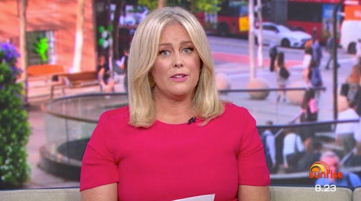 On Monday TV host Samantha Armytage announced she's leaving 'Sunrise'.