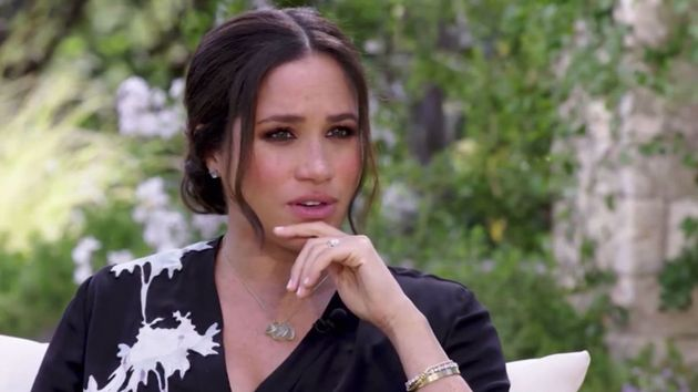 Meghan Markle Says She Contemplated Suicide: 'I Just Didn't See A Solution'