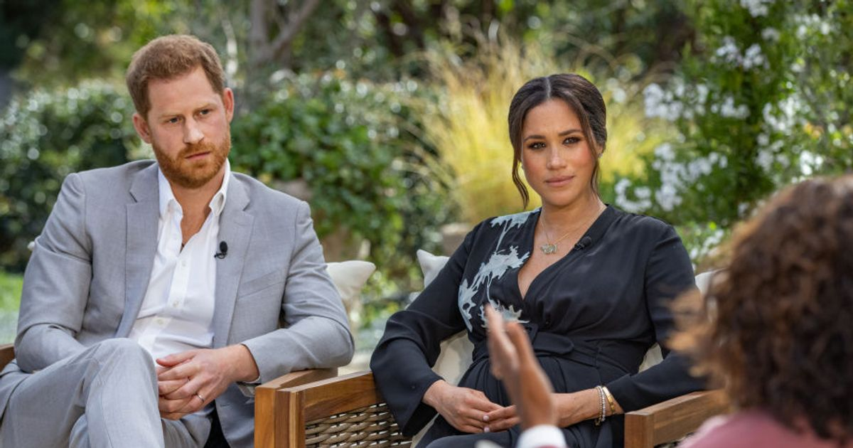 The 12 Biggest Bombshells From Meghan And Harry's Explosive Interview