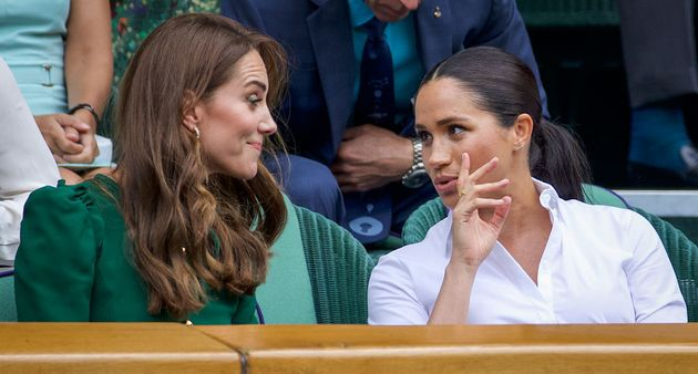 Kate Middleton and Meghan