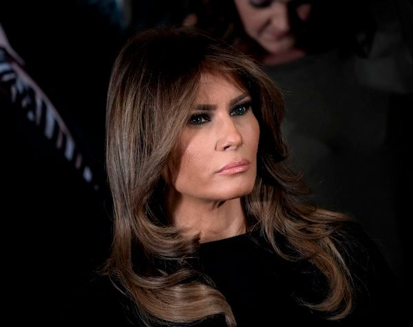 """Pastor Stewart Allen-Clark is on leave after he urged female congregants to be more like """"the epic trophy wife"""" Melania Trump."""