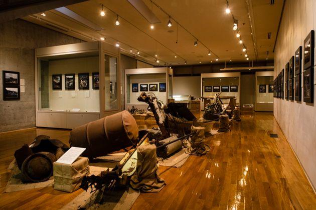 リアス・アーク美術館「東日本大震災の記録と津波の災害史」常設展示