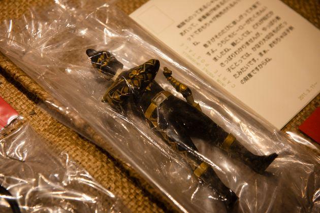 「東日本大震災の記録と津波の災害史」の展示物