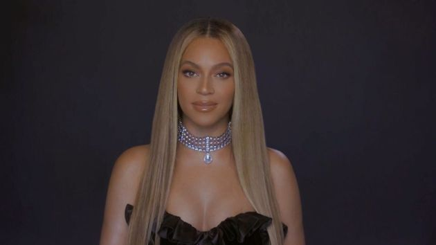 Beyoncé lors de la 20e édition des BET Awards le 28 juin