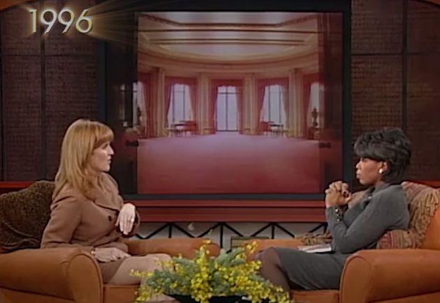 Quando Sarah Ferguson nel 1996 confessò a Oprah Winfrey: