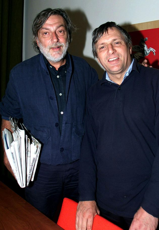 Gino Strada e Don